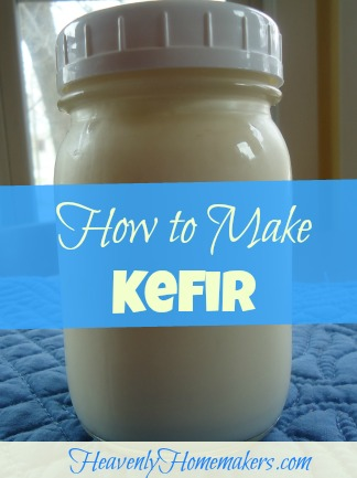 How to Make Kefir
