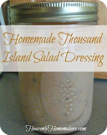 More Healthy Salad Dressing Recipes