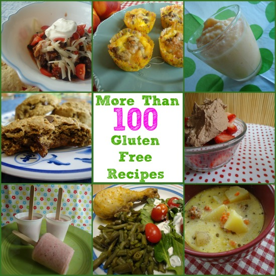 More Than 100 Gluten Free Recipes
