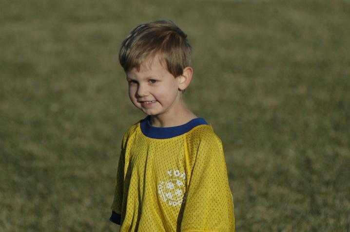 Malachi soccer 4-14-09