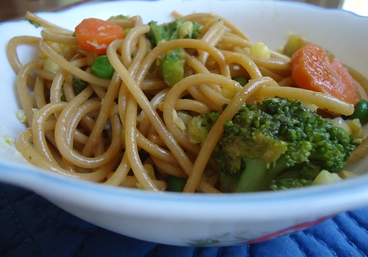 Easy Noodle Stir Fry Heavenly Homemakers