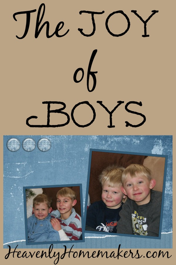 The Joy of Boys