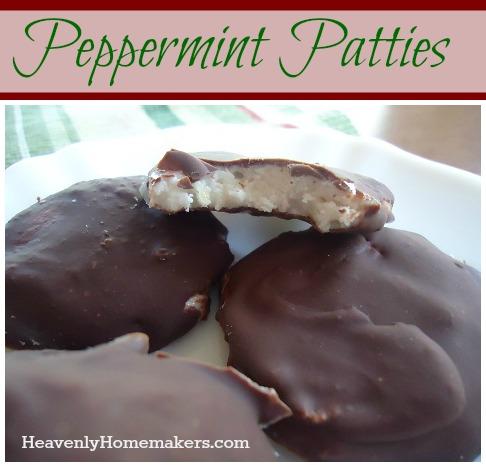 Peppermint Patties 2