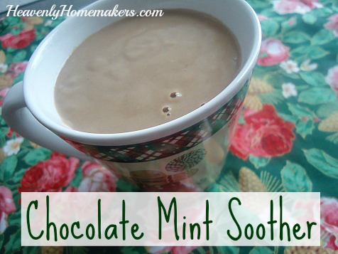 Chocolate Mint Soother