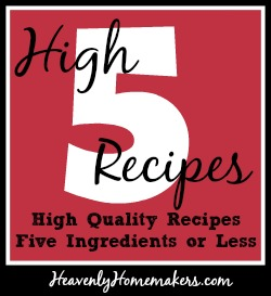High Five Recipes 2