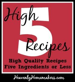 High Five Recipes 2