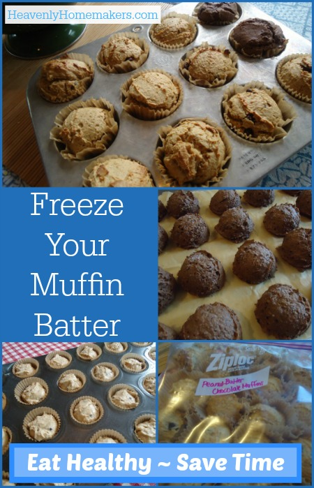 Freeze Your Muffin Batter 3
