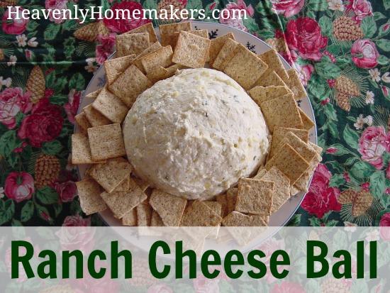 Ranch Cheese Ball