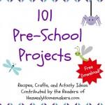 101 Preschool Projects