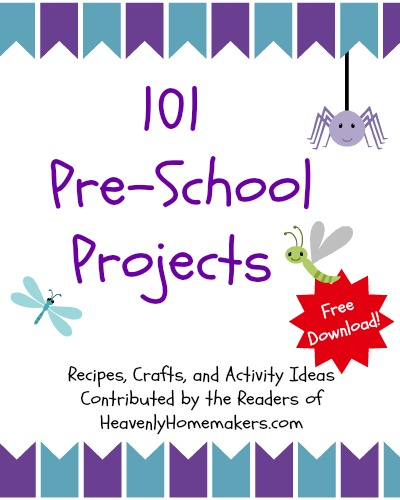 101 Preschool Projects Free Download