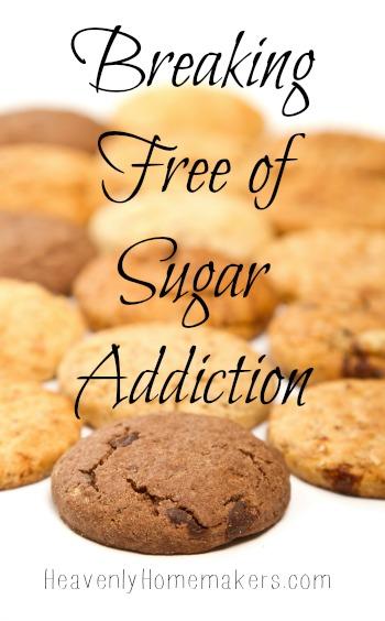 Breaking Free of Sugar Addiction
