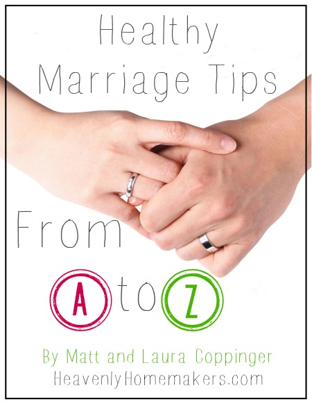 Healthy Marriage Tips from A to X ~ Free Download