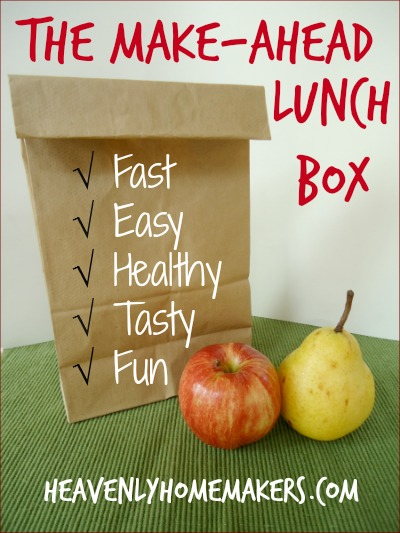 The Make-Ahead Lunch Box