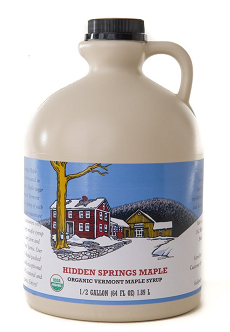 hidden springs maple syrup