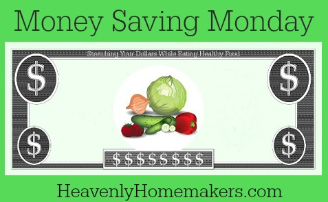 Money Saving Monday Banner