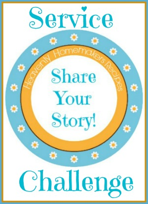 Share Your Story Service Challenge 2