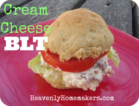 Cream Cheese BLT