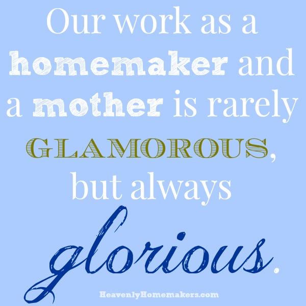 Rarely Glamorous, Always Glorious