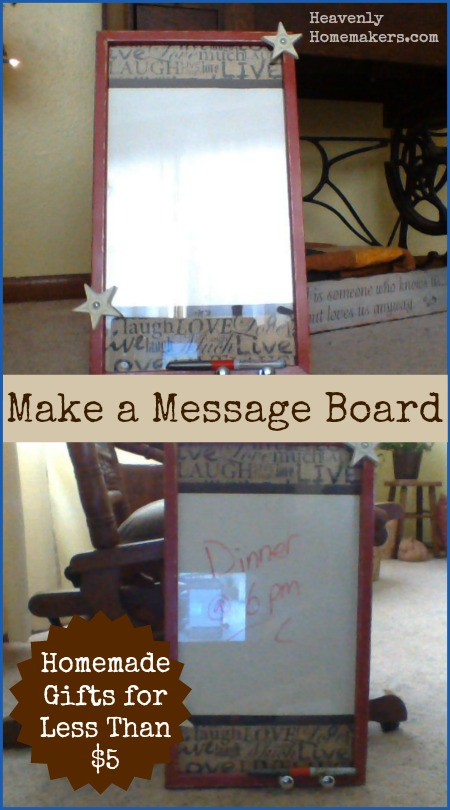 Make a Message Board