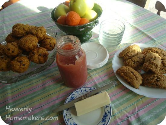 add fruits and veggies