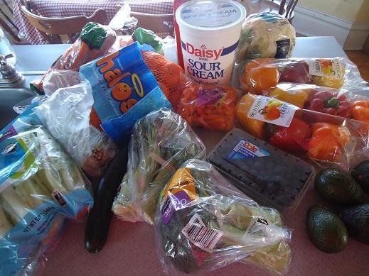 groceries 116
