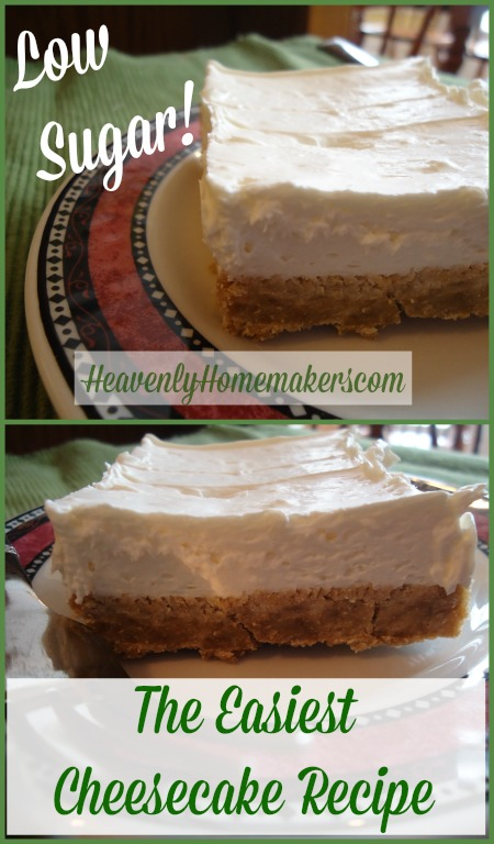 Easiest Cheesecake Recipe