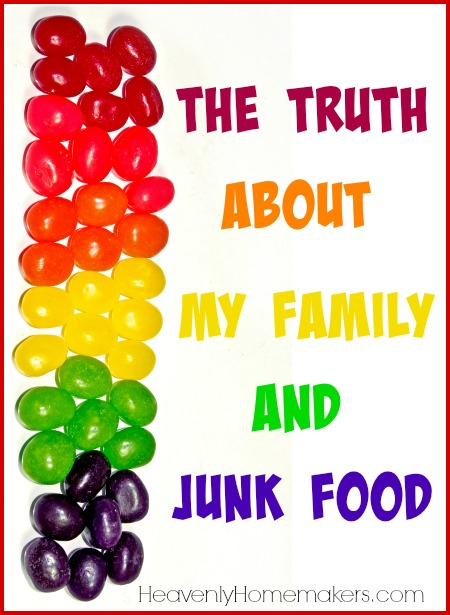The Truth About My Family and Junk Food