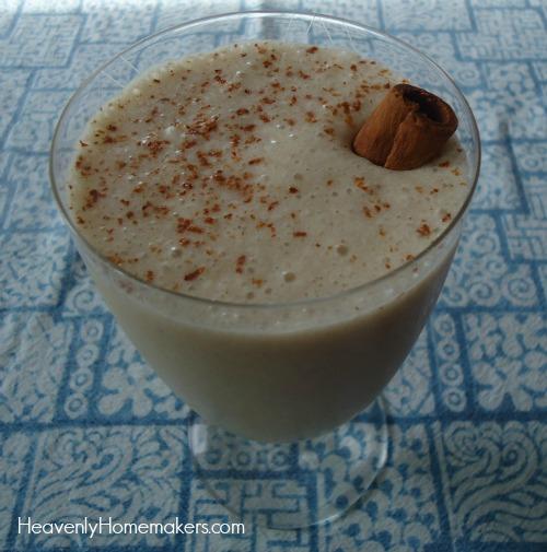 Amazing Cinnamon Smoothie 2