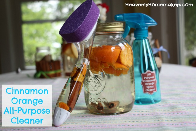 Cinnamon Orange All-Purpose Cleaner