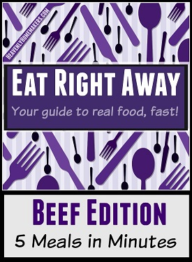 Eat Right Away Beef Edition 50