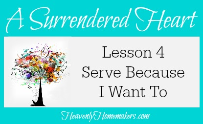Surrendered Heart Lesson 4