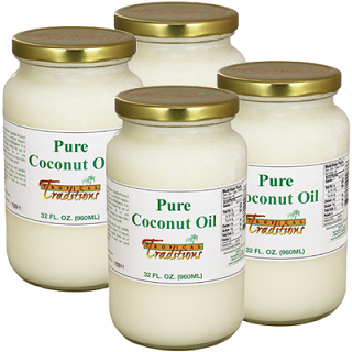 Tropical Traditions Pure Coconut Oil