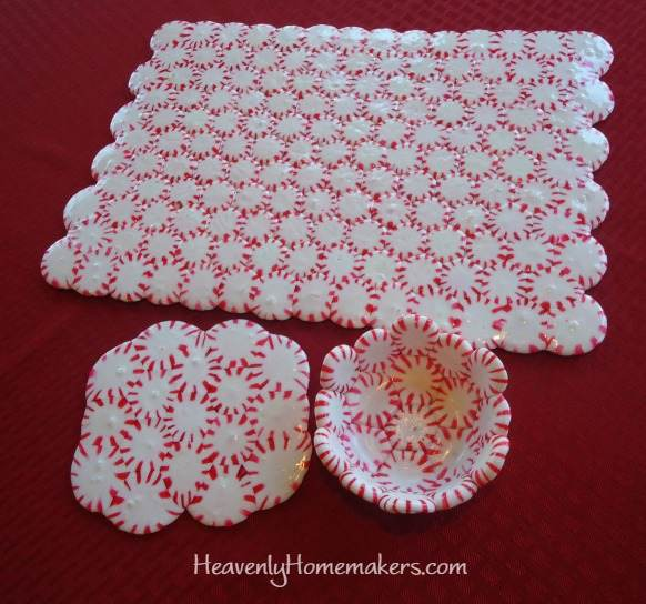 peppermint trays