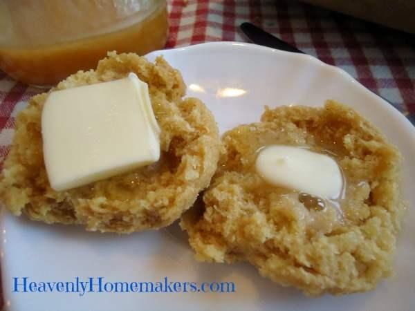 Sour Cream Drop Biscuit