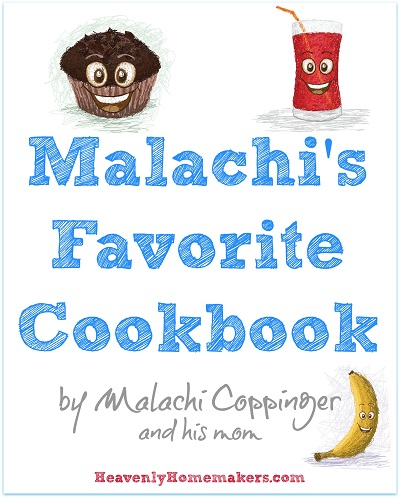 Malachi's Favorite Cookbook small
