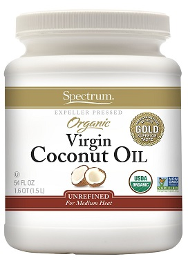 spectrum coconut oil
