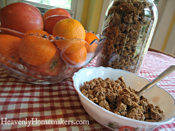 Homemade Cracklin' Oat Bran