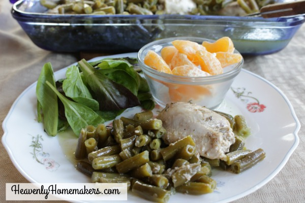 italian-chicken-and-green-beans