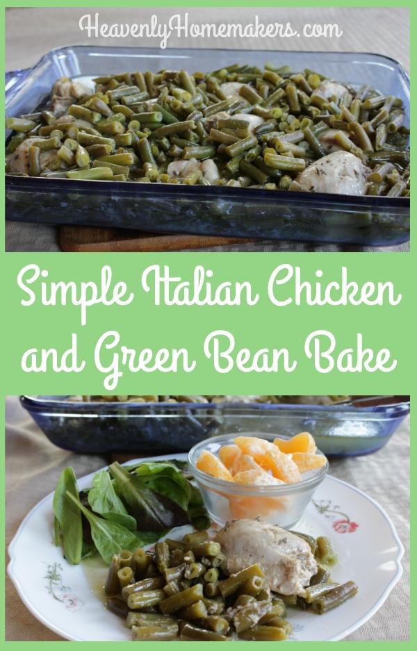 simple-italian-chicken-and-green-bean-bake