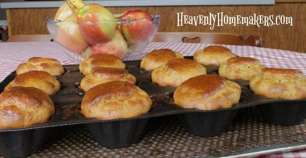 peanut butter muffins21