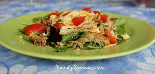 ranch chicken salad1