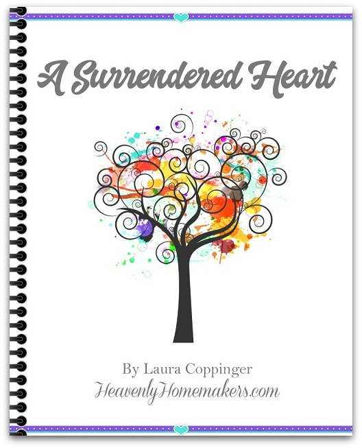 surrendered heart cover3d