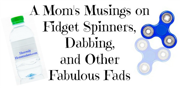 A Mom's Musings on Fabulous Fads