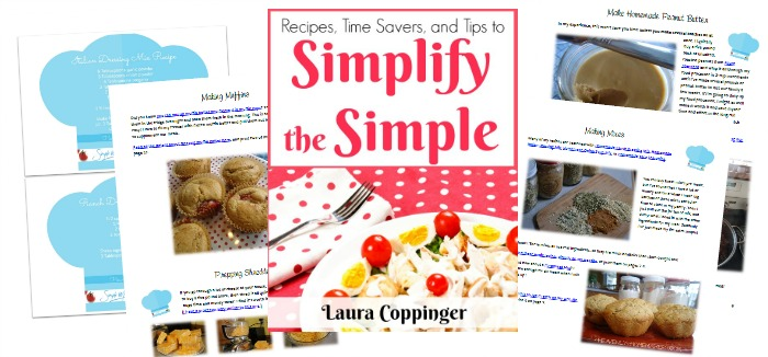 Simplify the Simple Sample pages