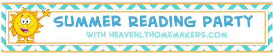 summer reading party header