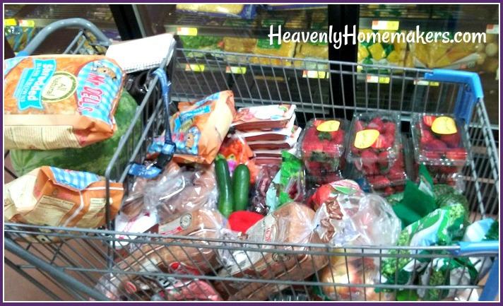 groceries june 17