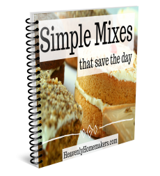 Simple Mixes that Save the Day