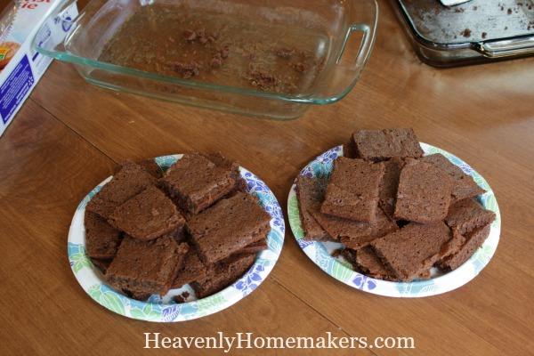 simple mix brownies4