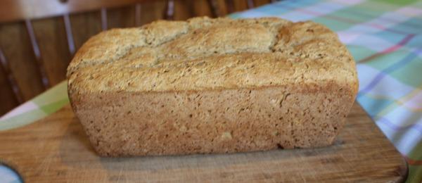 stir bread