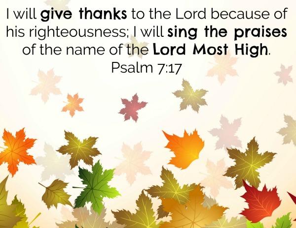 Fall Scripture Memory31